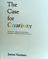the case of creativity book - review by MAU. Digital Marketing Consultant at eDigital