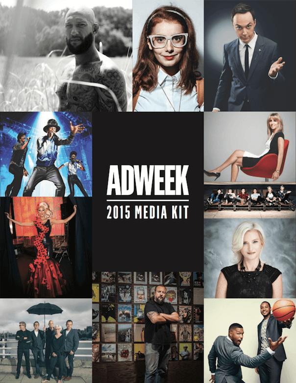 Adweek media kit 2015