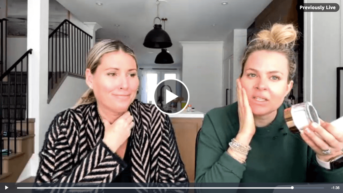 Amazon live shopping selling cat and nat picks