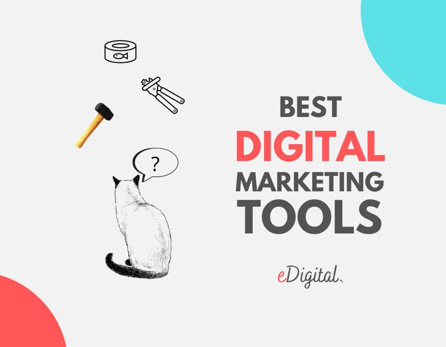 Best Digital Marketing Tools Software list
