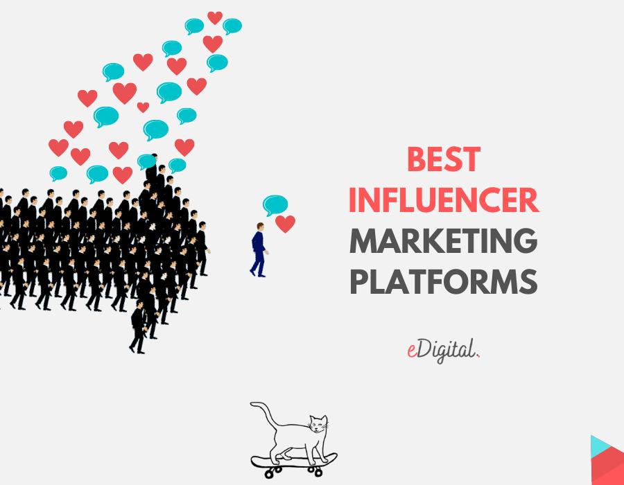Best Influencer Marketing Companies Platforms list