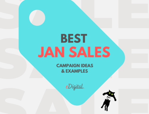 THE BEST JANUARY SALES MARKETING CAMPAIGN IDEAS & EXAMPLES 2021