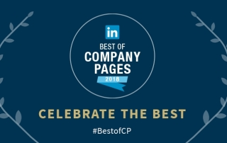 Best LinkedIn Company Pages 2018