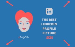 Best Linkedin profile picture size optimal