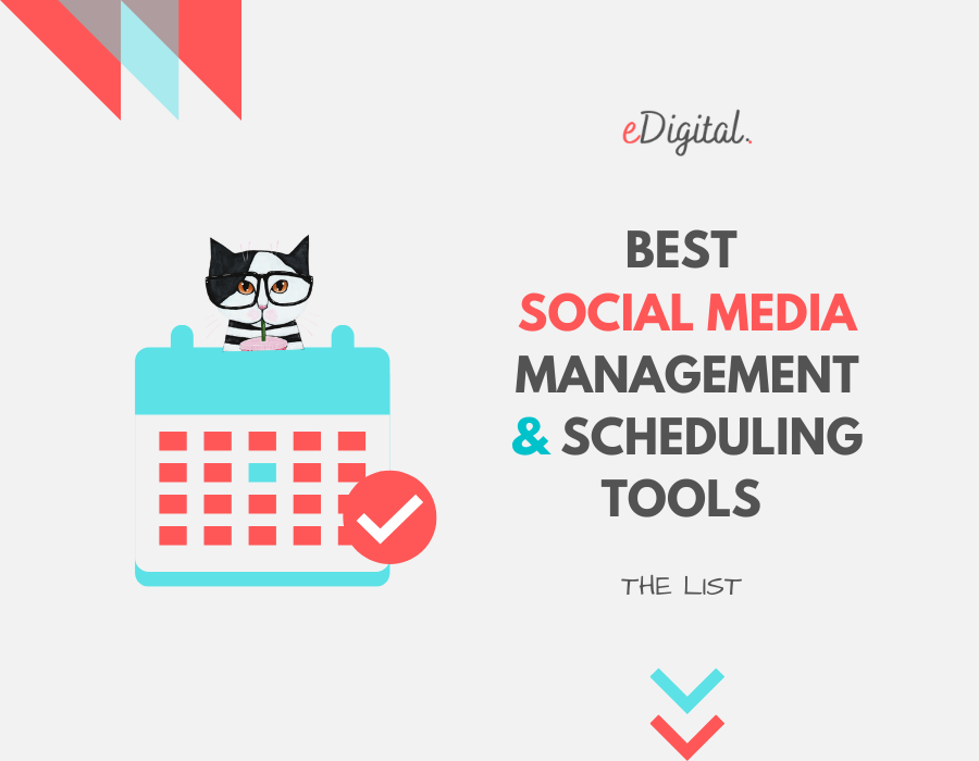 Best Social Media Management Tools Software List