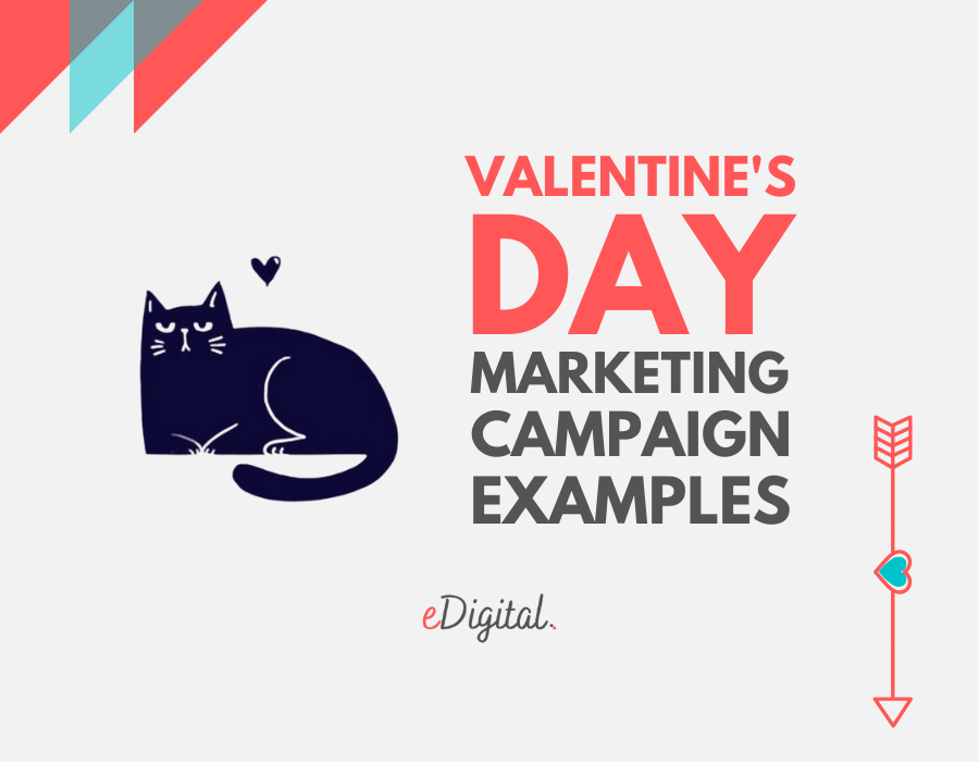 Best Valentines Day marketing campaign examples