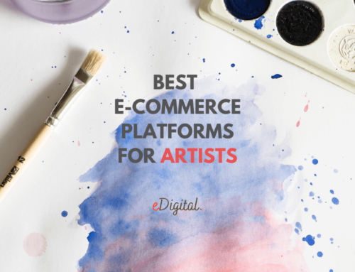 THE BEST E-COMMERCE WEBSITES FOR ARTISTS