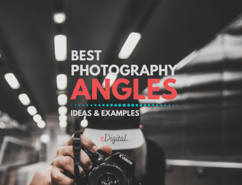 THE BEST PHOTOGRAPHY ANGLES – IDEAS & EXAMPLES