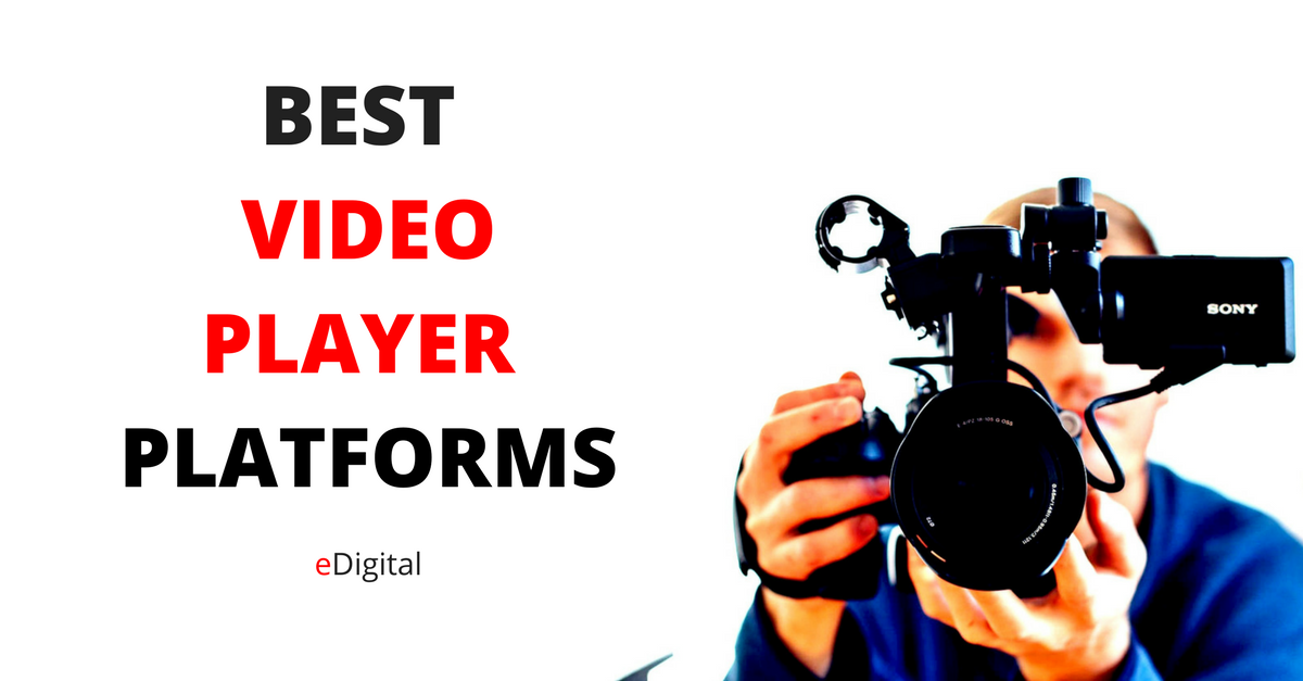 Best video player platforms top list