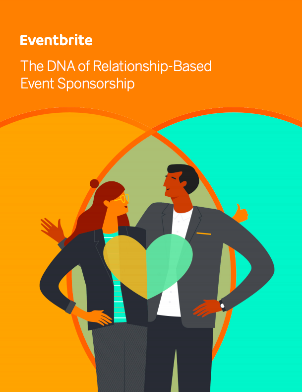 DNA Relationship based Sponsorship eventbrite guide 2018