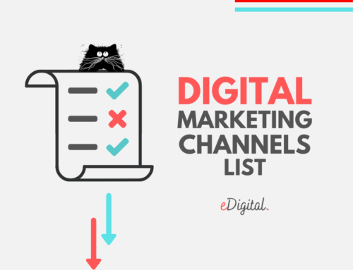 THE BEST DIGITAL MARKETING CHANNELS LIST 2021