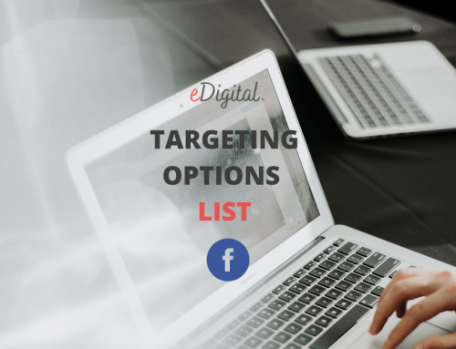 THE FACEBOOK ADS DETAILED TARGETING OPTIONS – FULL LIST 2021