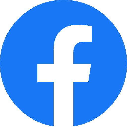 Facebook logo blue circle large transparent png