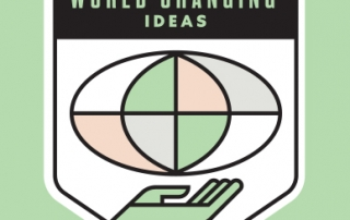 World Changing ideas Awards Logo full colour Fast Company