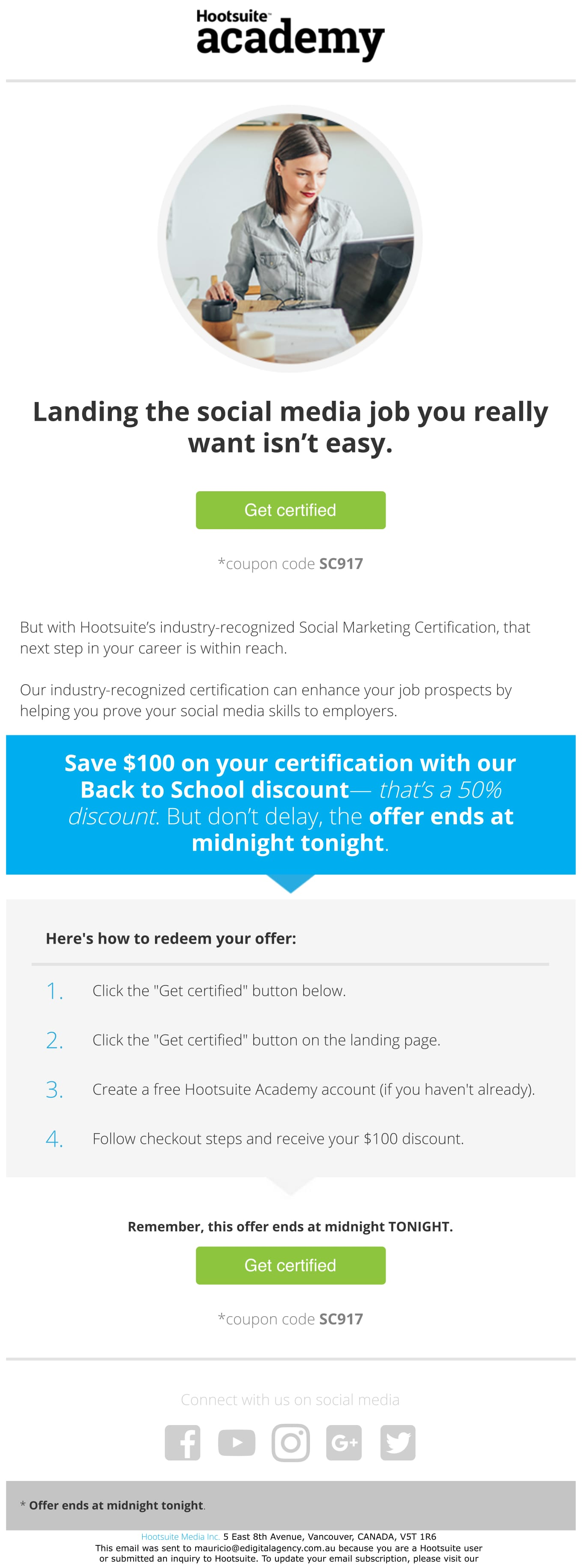 Oracle certification coupon code