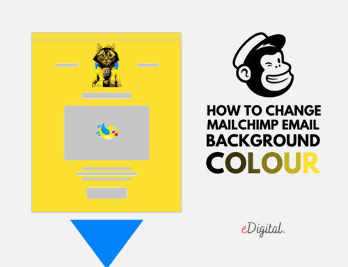 HOW TO CHANGE WHOLE MAILCHIMP EMAIL BACKGROUND COLOUR