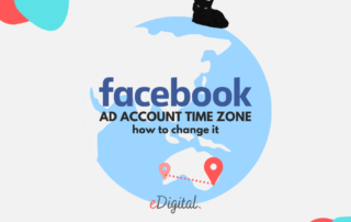 How to change Facebook advertising account time zone