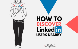 How to discover Linkedin users nearby