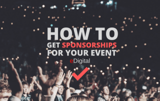 How to get sponsorships for your event