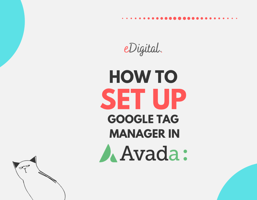 How to implement set up google tag manager in avada theme wordpress