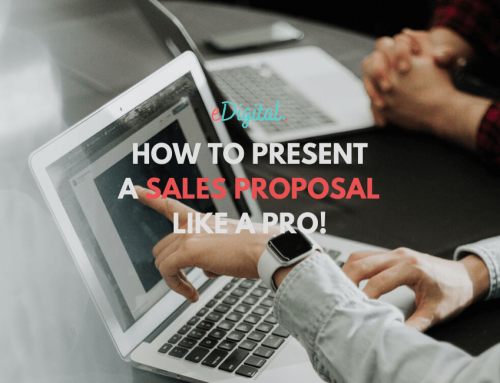 HOW TO PRESENT A SUCCESSFUL SALES PROPOSAL LIKE A PRO!