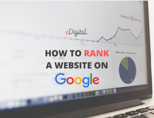HOW TO RANK A WEBSITE ON GOOGLE