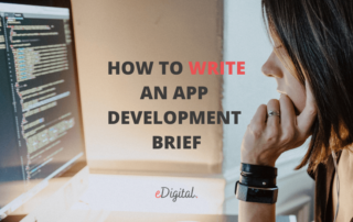 How to write an mobile app development brief template