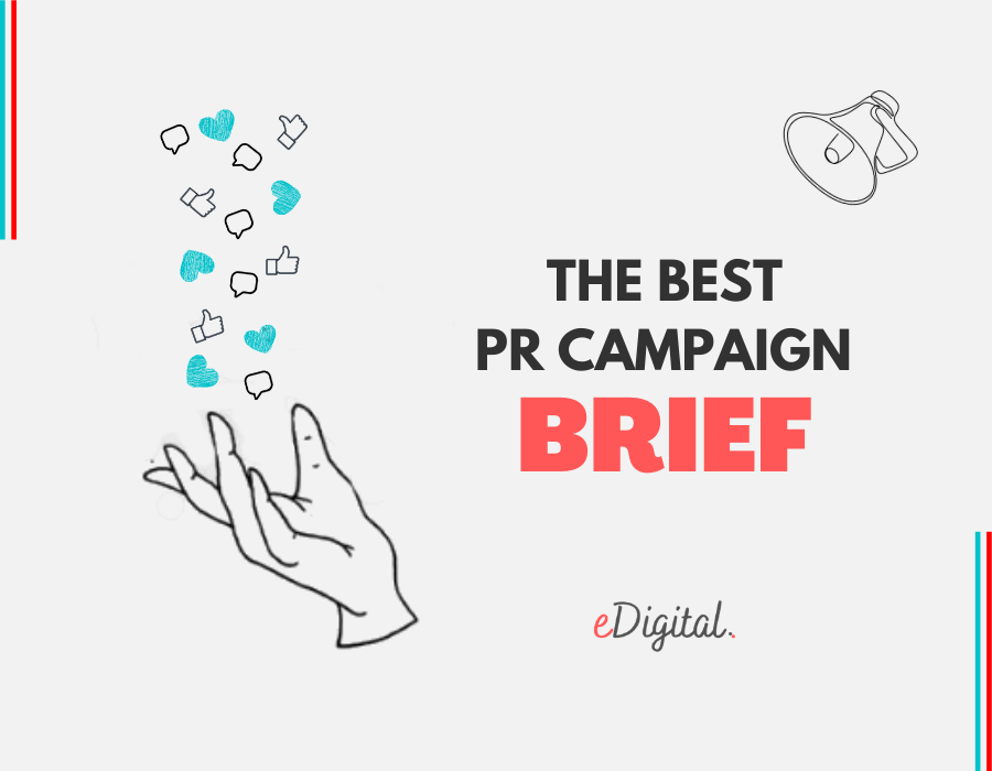How write best public relations campaign brief template