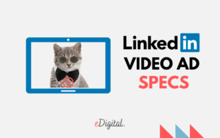 Linkedin video advertising specifications file size