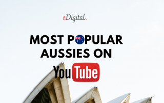 Most popular Youtube channels Australia by subscribers
