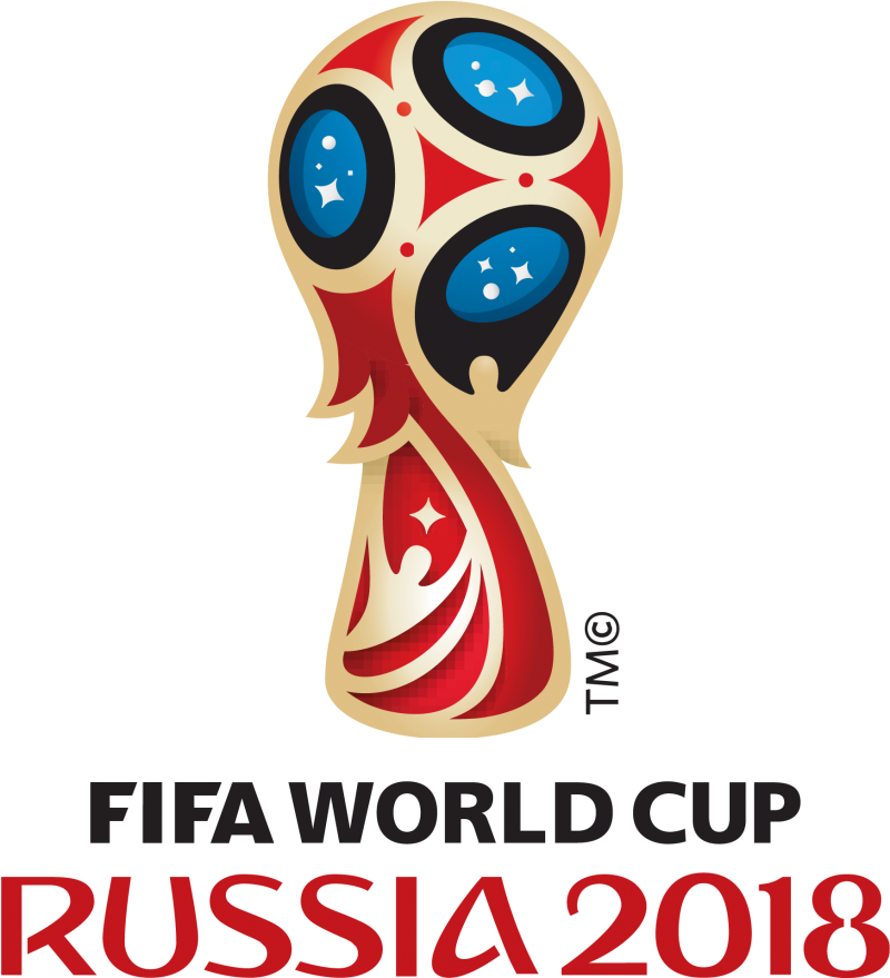 Official FIFA World Cup Logo Russia 2018 png