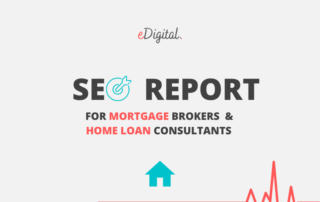 SEO Report mortgage brokers home loan consultants