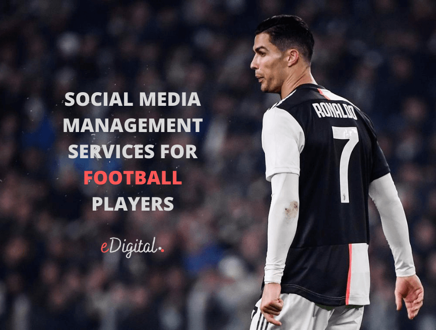 Social Media Management Services Football Players Soccer