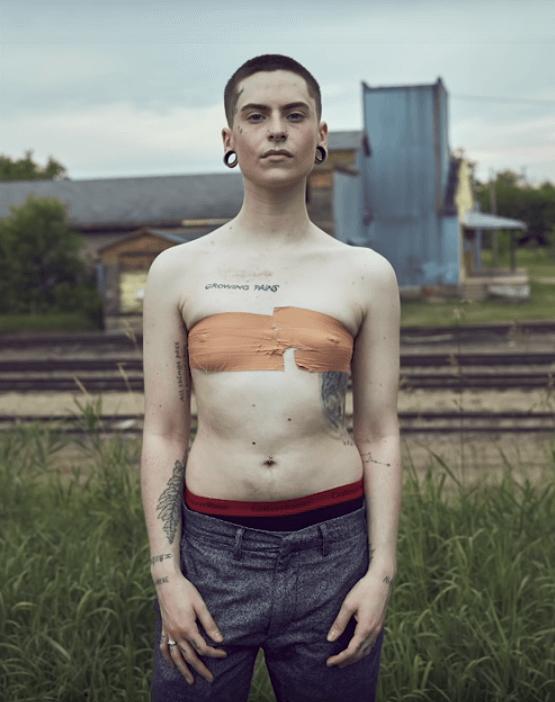 Soraya Zaman queer non binary gender equality headon photo festival sony event sponsorship