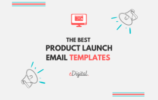 The best product launch email to customers templates