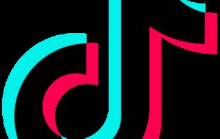 TikTok icon glyph