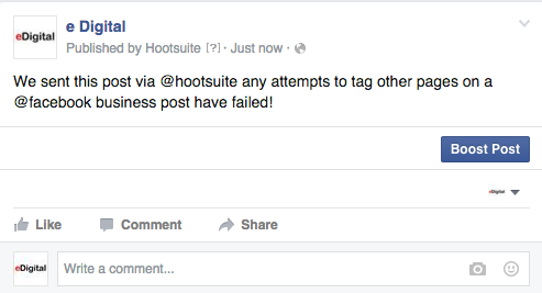 Top 20 reasons not use hootsuite tagging