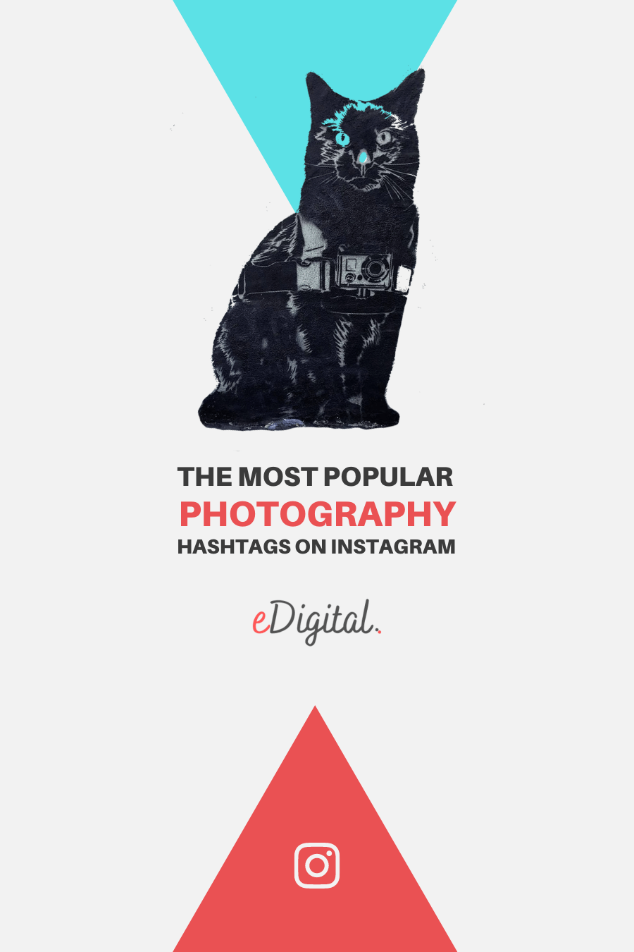 Top most popular photography hashtags Instagram