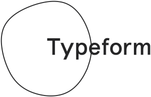 Typeform Logo png form maker software tool