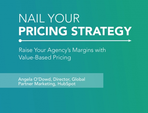 VALUE BASED PRICING STRATEGIES FOR AGENCIES GUIDE