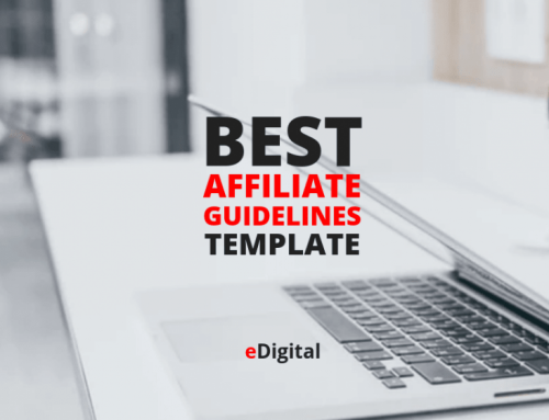 THE BEST AFFILIATE GUIDELINES TEMPLATE 2021