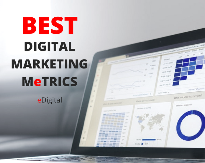 best digital marketing metrics
