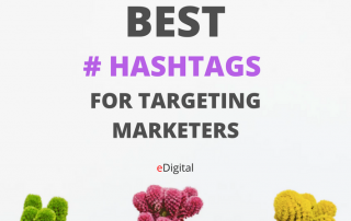 best hashtags for targeting marketing professionals