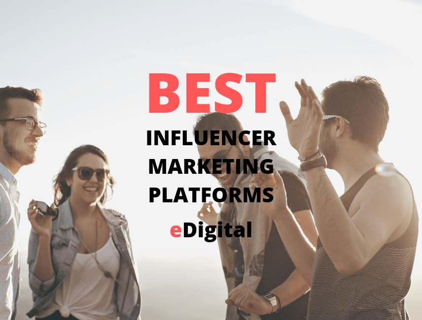 best influencer marketing platforms software agencies list