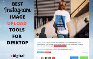 best instagram image upload tools desktop computer