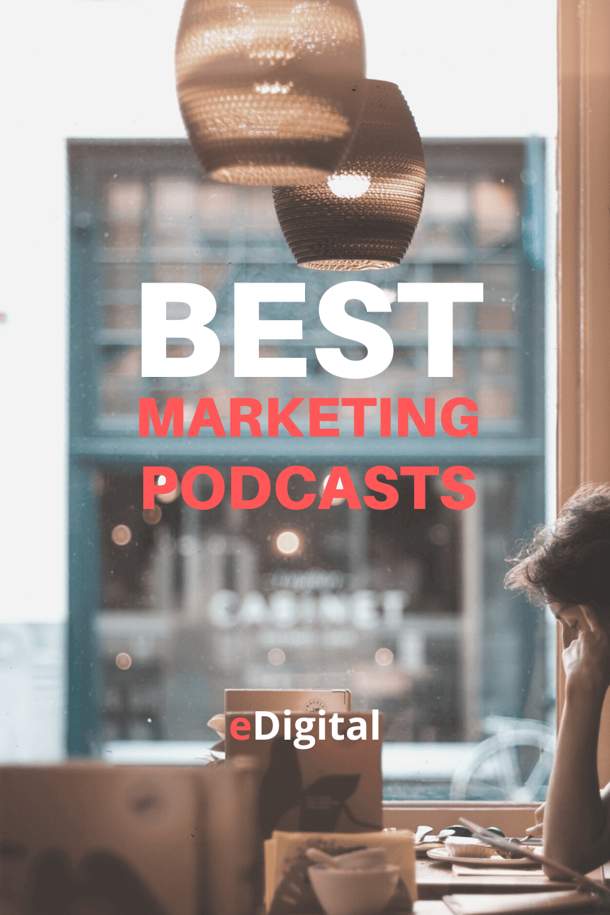 best marketing podcasts list