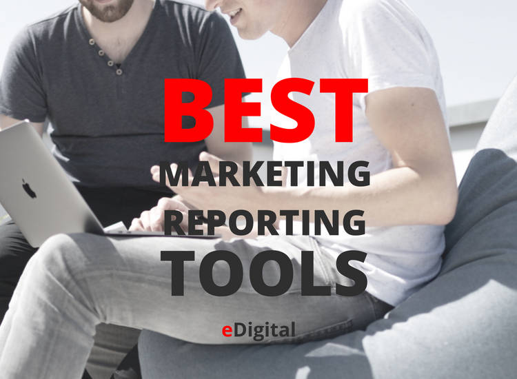 best marketing reporting tools dashboards