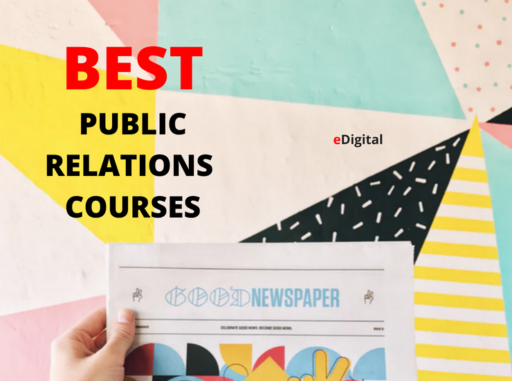 best public relations courses