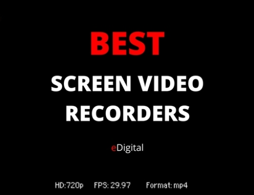 THE BEST SCREEN VIDEO RECORDERS SOFTWARE