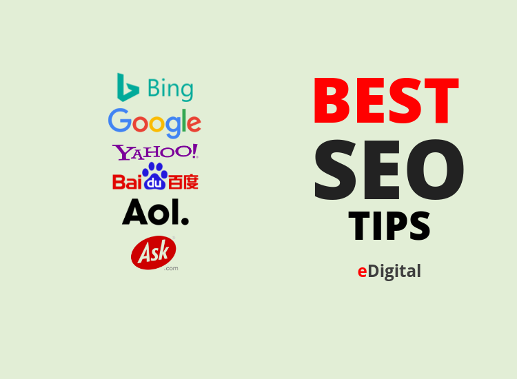 best seo tips search engine marketing